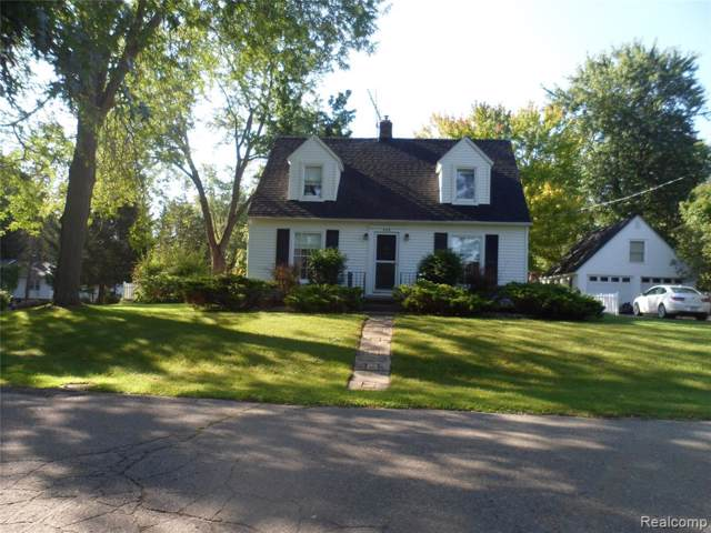 538 Bagley Street, Lake Orion Vlg, MI 48362 (#219096705) :: RE/MAX Classic