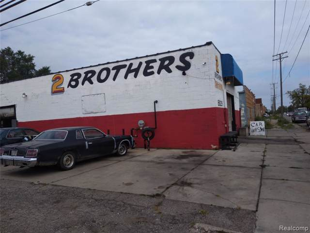 8829 Hubbell Street, Detroit, MI 48228 (MLS #219096719) :: The Toth Team