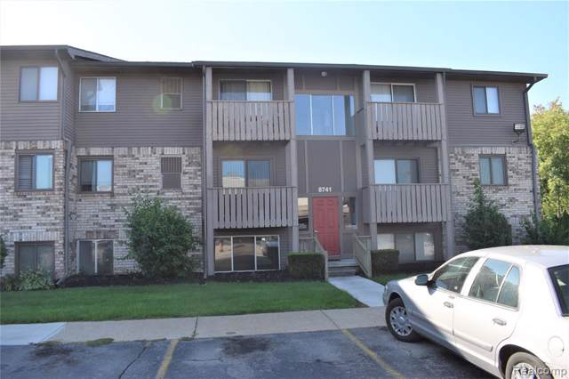 8741 Greenwillow Street #4, Brighton, MI 48116 (#219096745) :: The Mulvihill Group