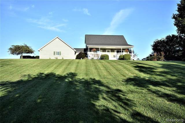 2615 S Summers Road, Imlay Twp, MI 48444 (MLS #219096748) :: The Toth Team