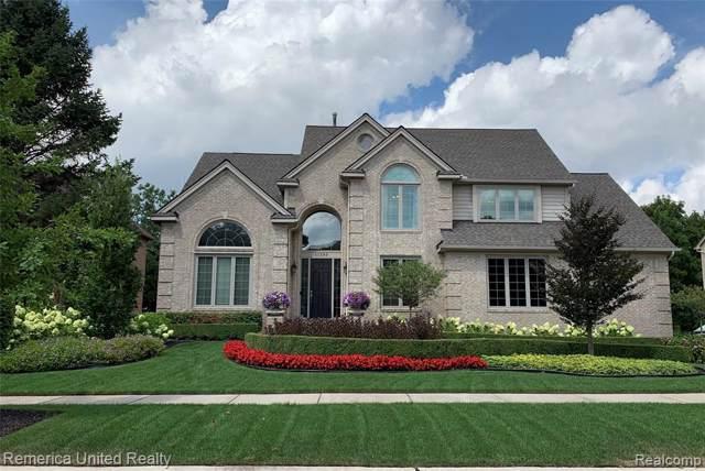 21285 Chase Drive, Novi, MI 48375 (#219096755) :: Duneske Real Estate Advisors