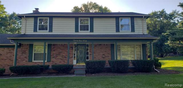 2960 Acorn Road, Bloomfield Twp, MI 48302 (MLS #219096759) :: The Toth Team
