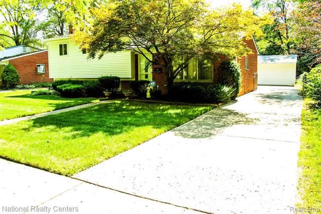22259 Ontaga Street, Farmington Hills, MI 48336 (#219096762) :: GK Real Estate Team