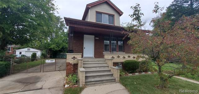 14757 Liberal Street, Detroit, MI 48205 (MLS #219096770) :: The John Wentworth Group