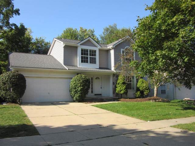 7915 Briarbrook Drive, Ypsilanti Twp, MI 48197 (#543268725) :: Keller Williams West Bloomfield