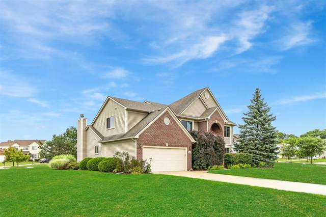 5780 Cedar Ridge Drive, Scio Twp, MI 48103 (#543268837) :: Keller Williams West Bloomfield