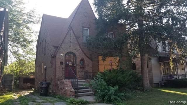 3625 Bedford Street, Detroit, MI 48224 (MLS #219096799) :: The Toth Team