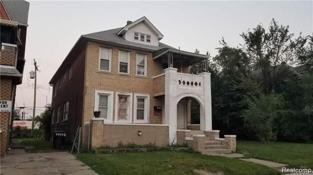 12374 Stoepel Street, Detroit, MI 48204 (MLS #219096806) :: The Toth Team