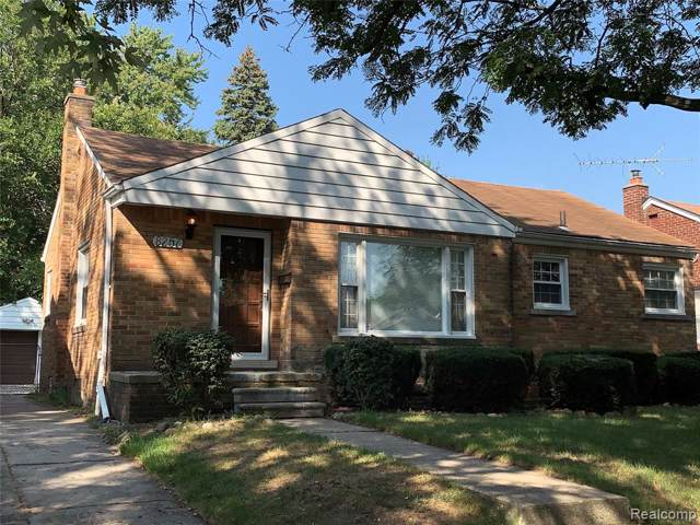 8257 Bramell, Detroit, MI 48239 (#219096815) :: Duneske Real Estate Advisors