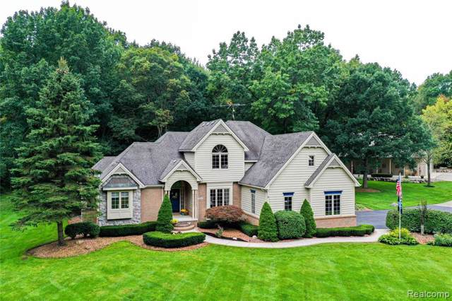 4188 Westhill Drive, Marion Twp, MI 48843 (#219096828) :: The Alex Nugent Team | Real Estate One