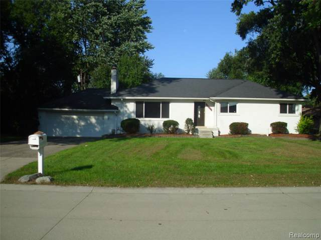 42265 Bobjean Street, Sterling Heights, MI 48314 (MLS #219096837) :: The Toth Team