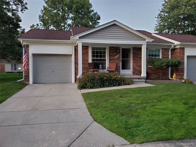 28023 Thorntree Lane #84, Harrison Twp, MI 48045 (#219096861) :: Alan Brown Group