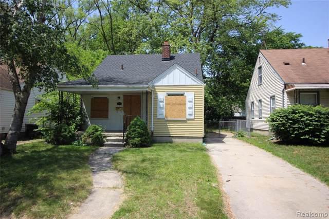 7507 W Parkway Street, Detroit, MI 48239 (#219096875) :: Duneske Real Estate Advisors