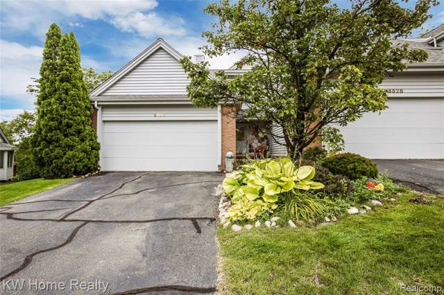 6534 Scenic Pines Court, Independence Twp, MI 48346 (MLS #219096960) :: The Toth Team