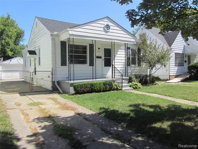 7482 Beaverland, Detroit, MI 48239 (#219096989) :: Duneske Real Estate Advisors