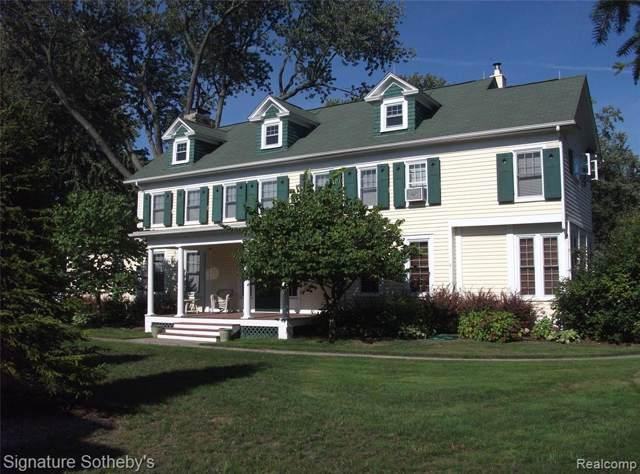 1724 Bassett Road, Royal Oak, MI 48067 (#219097013) :: The Buckley Jolley Real Estate Team