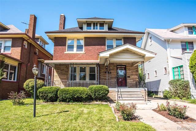 2324 Virginia Park Street, Detroit, MI 48206 (#219097015) :: The Buckley Jolley Real Estate Team