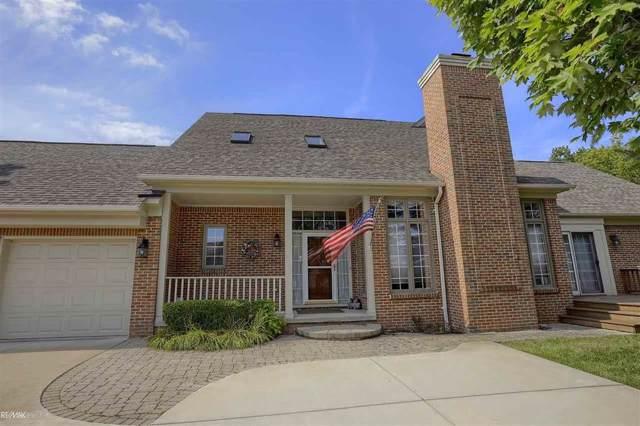 116 Charleston, Troy, MI 48098 (#58031394913) :: The Alex Nugent Team | Real Estate One