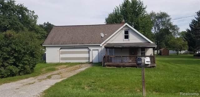 3100 Amelia Avenue, Mt. Morris Twp, MI 48433 (#219097047) :: Duneske Real Estate Advisors