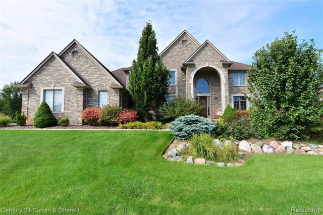 16655 Forest Drive, Northville Twp, MI 48168 (#219097072) :: Duneske Real Estate Advisors