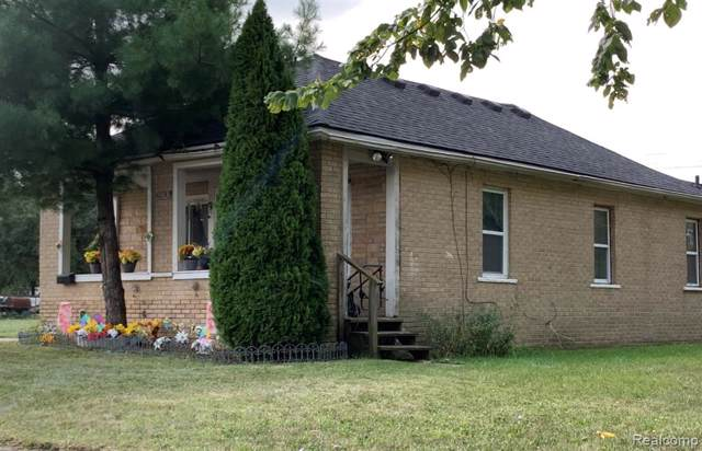 3902 Isabelle Street, Inkster, MI 48141 (#219097097) :: RE/MAX Classic