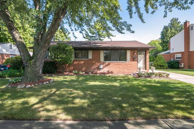 11516 Morgan Avenue, Plymouth Twp, MI 48170 (#219097108) :: Duneske Real Estate Advisors