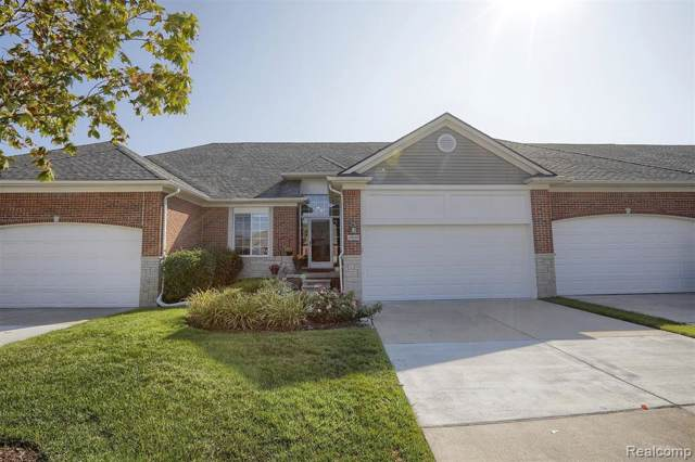 49290 Village Pointe Drive #219, Shelby Twp, MI 48315 (#219097129) :: The Alex Nugent Team   Real Estate One