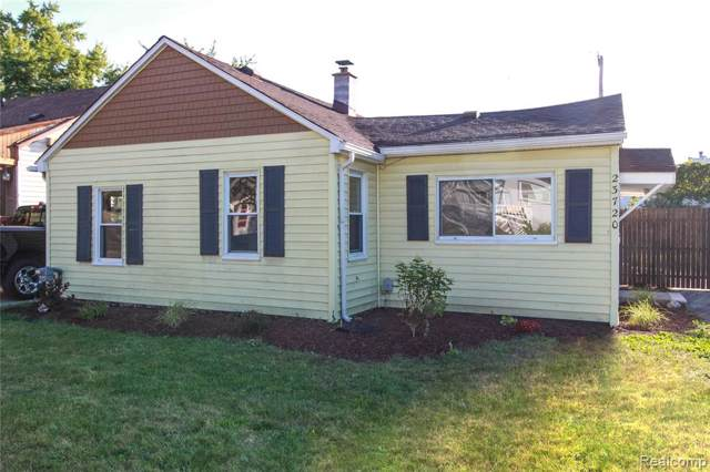 23720 Melville Avenue, Hazel Park, MI 48030 (#219097163) :: The Buckley Jolley Real Estate Team