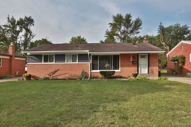 1262 Jay Avenue, Ypsilanti Twp, MI 48198 (MLS #219097184) :: The Toth Team