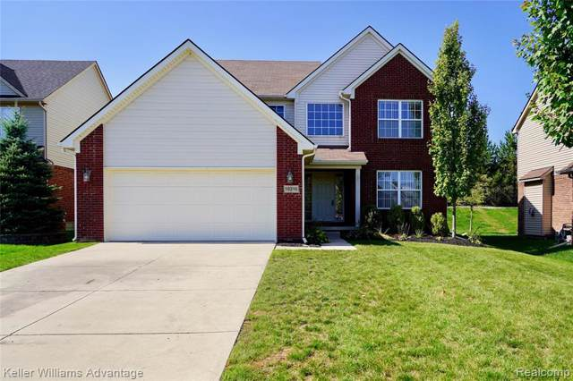 16316 Mulberry Way, Northville Twp, MI 48168 (#219097198) :: RE/MAX Classic