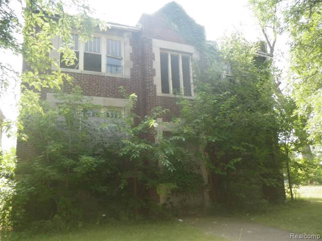 2929 Northwestern Street, Detroit, MI 48206 (#219097213) :: The Buckley Jolley Real Estate Team