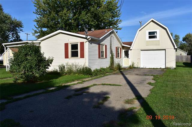 831 Grand Avenue, Owosso, MI 48867 (MLS #219097218) :: The Toth Team