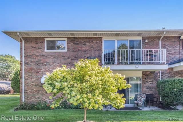 15054 Fairfield Street #17, Livonia, MI 48154 (#219097222) :: Duneske Real Estate Advisors