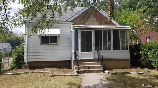 9905 Rutland Street, Detroit, MI 48227 (#219097233) :: Springview Realty