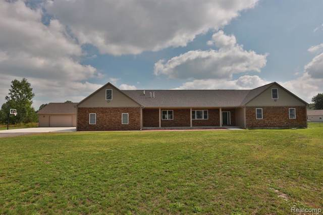 48135 Timber Park Court, Sumpter Twp, MI 48111 (MLS #219097237) :: The Toth Team