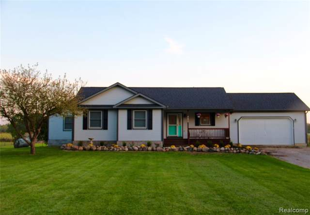 4086 E Farrand Road, Thetford Twp, MI 48420 (#219097239) :: The Buckley Jolley Real Estate Team