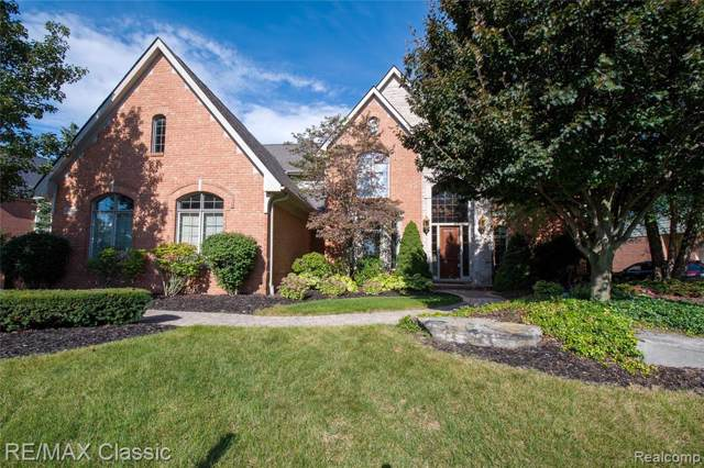 17577 Parkshore Drive, Northville Twp, MI 48168 (#219097249) :: Duneske Real Estate Advisors