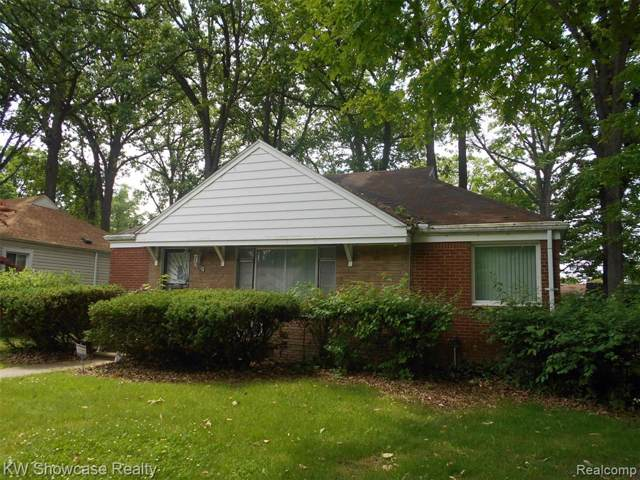21261 Kipling Street, Oak Park, MI 48237 (#219097294) :: RE/MAX Nexus