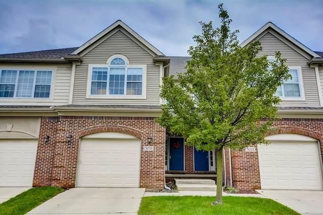 3021 Aspen Lane, Ann Arbor, MI 48108 (#543268856) :: The Buckley Jolley Real Estate Team