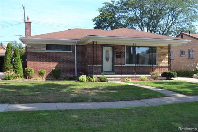 7718 Randy Drive, Westland, MI 48185 (#219097312) :: Duneske Real Estate Advisors