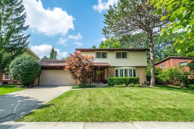 630 Dartmoor Road, Ann Arbor, MI 48103 (#543268895) :: The Buckley Jolley Real Estate Team