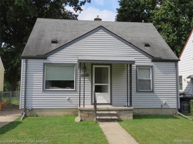 19745 Negaunee, Redford Twp, MI 48240 (#219097379) :: The Buckley Jolley Real Estate Team