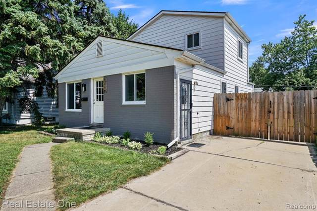 1798 Gardner Avenue, Berkley, MI 48072 (#219097398) :: RE/MAX Nexus
