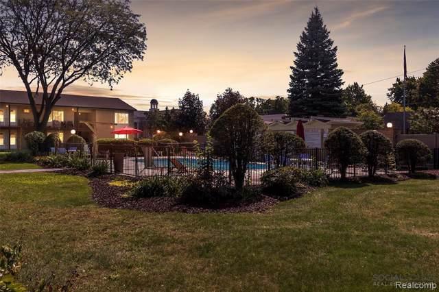 1450 Ann Arbor Rd Road W #3, Plymouth, MI 48170 (#219097424) :: Duneske Real Estate Advisors