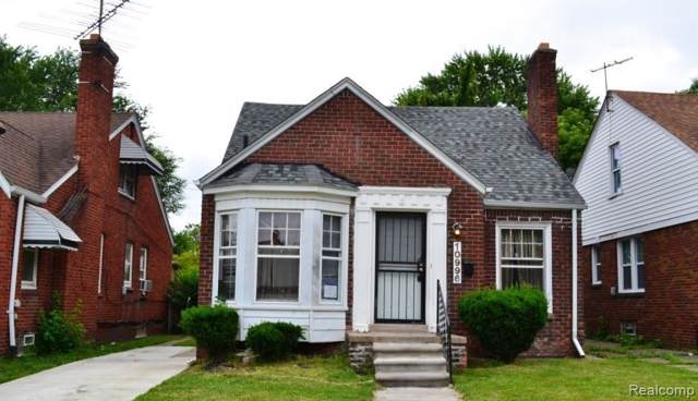 10996 Rossiter Street, Detroit, MI 48224 (#219097445) :: Springview Realty