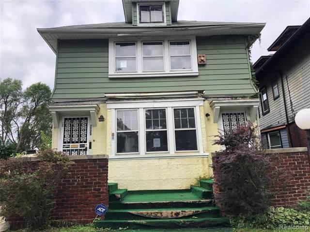 1723-1727 Canton Street, Detroit, MI 48207 (#219097471) :: The Mulvihill Group