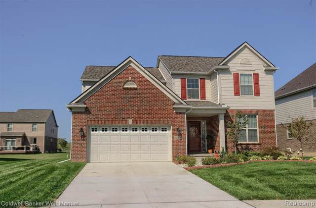50284 Maywood Drive, Canton Twp, MI 48188 (#219097517) :: RE/MAX Classic