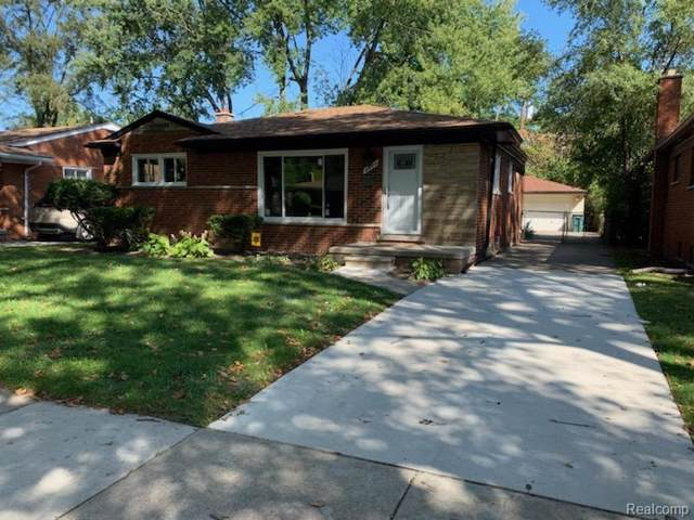 21820 Cloverlawn Street, Oak Park, MI 48237 (#219097538) :: RE/MAX Nexus