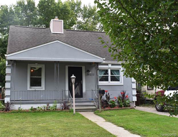 34223 Winslow Street, Wayne, MI 48184 (#219097552) :: The Buckley Jolley Real Estate Team