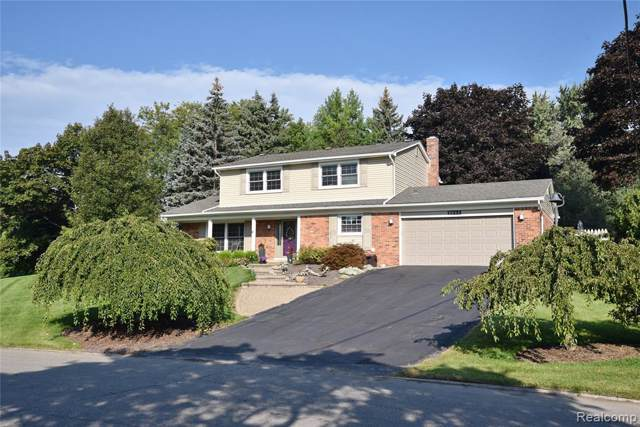 2659 Rambling Way, Bloomfield Hills, MI 48302 (#219097558) :: RE/MAX Nexus